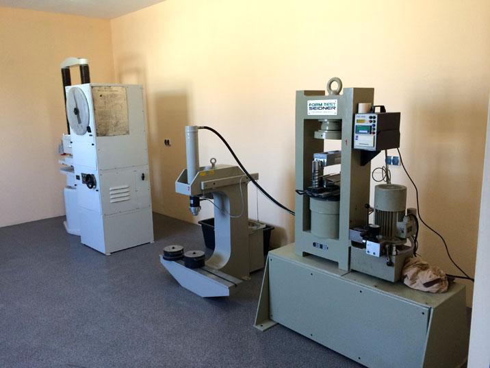 Albet - Laboratorium